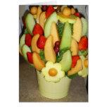 Cesta de fruta felicitaciones