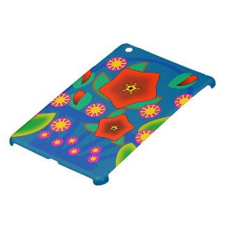 Cesta de las flores iPad mini protectores