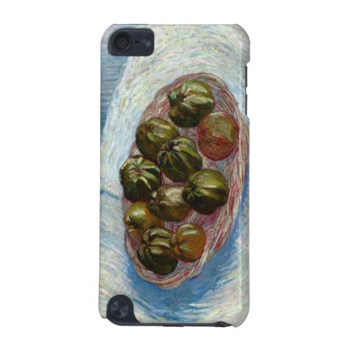 Cesta de manzanas de Vincent Willem Van Gogh