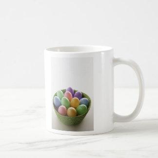 Cesta del huevo de Pascua Taza