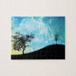 Cesta en una colina #2 puzzle con fotos