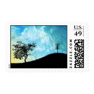 Cesta en una colina #2 sellos
