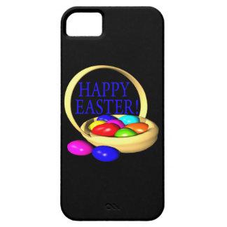 Cesta feliz de Pascua iPhone 5 Carcasas