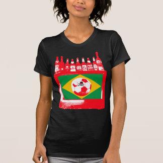céu de futebol brasileiro shirt