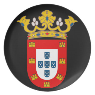 Ceuta* Coat of Arms Plate Dinner Plates