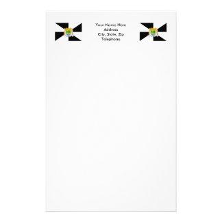 Ceuta flag stationery
