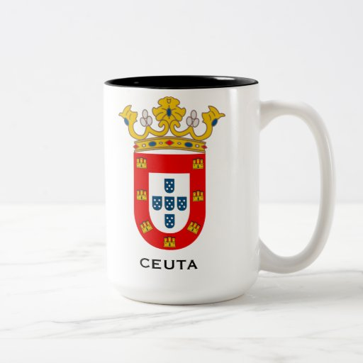 Ceuta*, Spain Coffee Mug