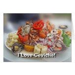 ¡Ceviche peruano! Felicitaciones