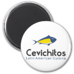 Cevichitos.com Food Gifts Magnet