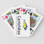 Cevichitos.com Popular Gifts Playing Cards