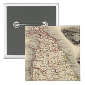 Ceylon Pinback Buttons