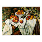 Cezanne - Apples and Oranges Postcard