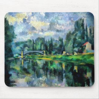 Cezanne Art Mousepad