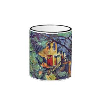 Cezanne - Chateau Noir Mugs