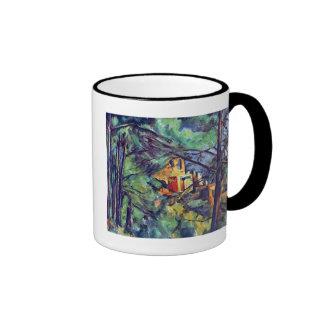 Cezanne - Chateau Noir Coffee Mug
