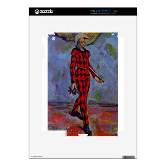 CEZANNE DECALS FOR iPad 2