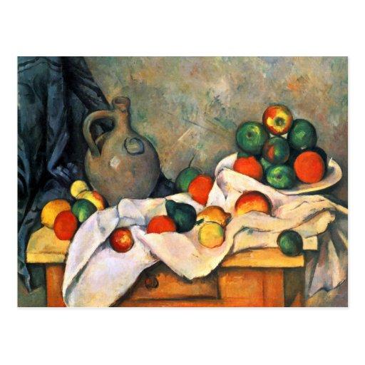 Cezanne Fine Art Postcard