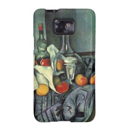 Cezanne Galaxy SII Carcasas