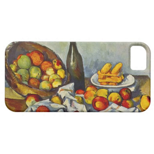 Cezanne la cesta de caso del iPhone 5 de las manza iPhone 5 Case-Mate Cárcasa