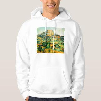 Cezanne Mont Sainte-Victoire Hoodie
