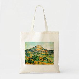 Cezanne Mont Sainte-Victoire Tote Bag