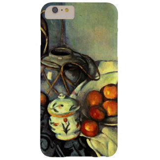 Cezanne - Still Life with Apples Barely There iPhone 6 Plus Case