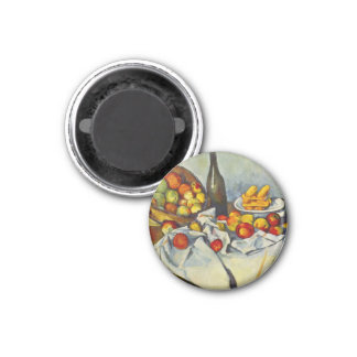 Cezanne The Basket of Apples Magnet