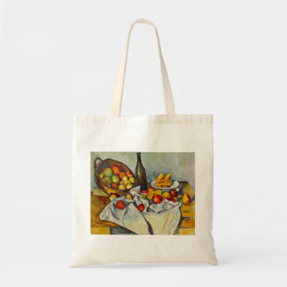 Cezanne The Basket of Apples Tote Bag