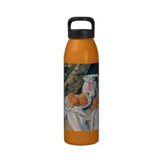 Cezanne: Todavía vida con la cortina Botellas De Agua Reutilizables