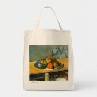 Cezanne's Fruit Bowl Tote Bag