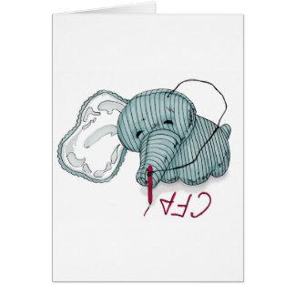 CF4L Hellephant Card