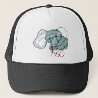 CF4L Hellephant Trucker Hat