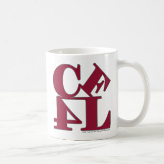 CF4L LOVE COFFEE MUG