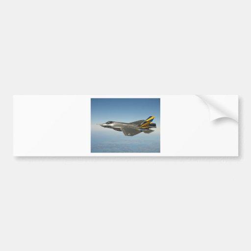 CF-1 fighter plane Car Bumper Sticker