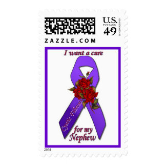 CF Awareness Stamp for nephew