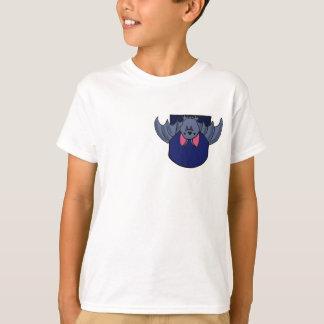 CF- Bat in a Pocket Shirt