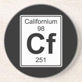 Cf - Californium Coaster