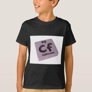 Cf Californium T-Shirt