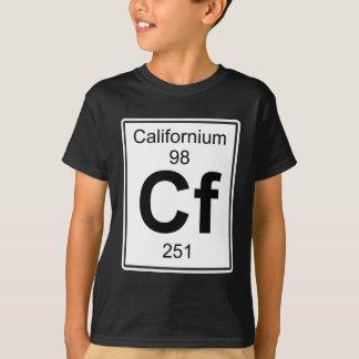 Cf - Californium T-Shirt