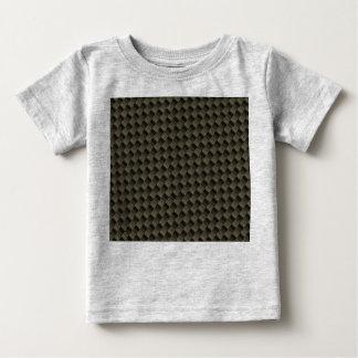 CF Carbonfiber Textured Baby T-Shirt