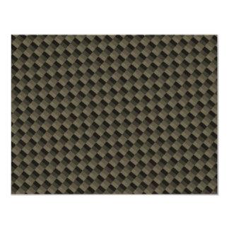 CF Carbonfiber Textured Card