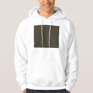 CF Carbonfiber Textured Hoodie