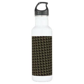 CF Carbonfiber Textured 24oz Water Bottle
