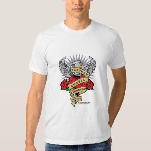 CF Dagger Tattoo T Shirt