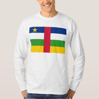 CF de la bandera de la República Centroafricana Camisas