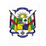 CF de la República Centroafricana Postal