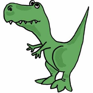 CF- Funny T-Rex Photo Sculpture