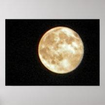 CF- Lunar Poster