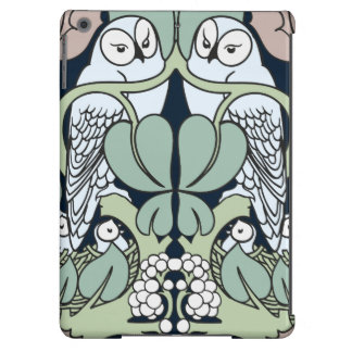 CFA Voysey Owl Pattern iPad Air Case-Mate Case iPad Air Cases