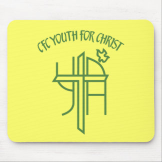 CFC Youth for Christ Mousepad